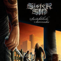 [Sister Sin Switchblade Serenades Album Cover]