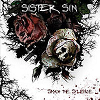 Sister Sin Smash the Silence Album Cover