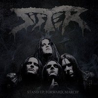 [Sister Stand Up, Forward, March! Album Cover]