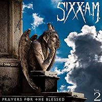 [Sixx: A.M. Prayers For The Blessed Album Cover]