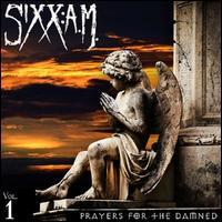 [Sixx: A.M. Prayers For The Damned Album Cover]