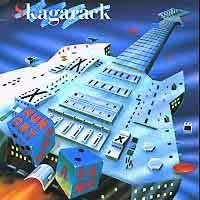 [Skagarack Hungry for a Game Album Cover]