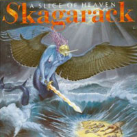 [Skagarack A Slice Of Heaven Album Cover]