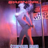 [Skandal Stripclub Neon Album Cover]