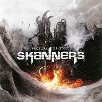 [Skanners Factory Of Steel Album Cover]