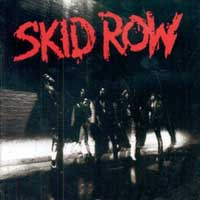 [Skid Row Skid Row Album Cover]