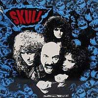 [Skull No Bones About It Album Cover]
