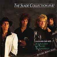 [Slade The Slade Collection 81-87 Album Cover]
