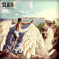 [Slain Here and Beyond Album Cover]
