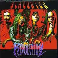 [Slaughter Revolution Album Cover]