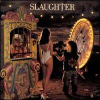 [Slaughter Stick It Live Album Cover]