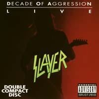 [Slayer Live Decade Of Aggression Album Cover]