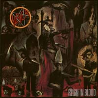 [Slayer Reign In Blood Album Cover]