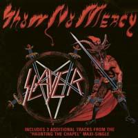 [Slayer Show No Mercy Album Cover]