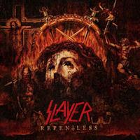[Slayer Repentless Album Cover]