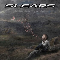 [Slears Far Away from Getting Somewhere Album Cover]