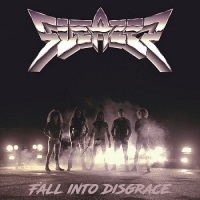 [Sleazer Fall Into Disgrace Album Cover]