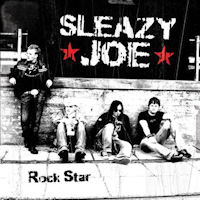 Sleazy Joe Rock Star  Album Cover