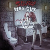 [Sleazy Way Out Satisfy Me Album Cover]