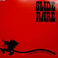 Slide Rare Vermillion Vice Album Cover