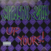 [Slingshot Kitty Up Yours! Album Cover]