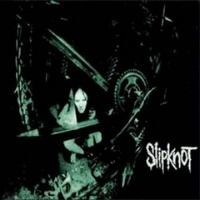 [Slipknot Mate. Feed. Kill. Repeat. Album Cover]