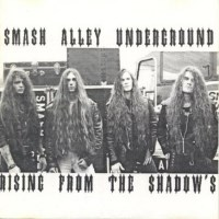 [Smash Alley Underground CD COVER]