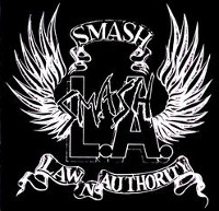 [Smash L.A. Law 'N' Authority Album Cover]