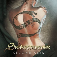 Snakecharmer Second Skin Album Cover