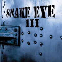 [Snake Eye III Album Cover]