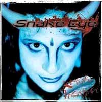 [Snake Eye Ritual Instinct Album Cover]