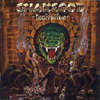 Snakegod Invitation Album Cover