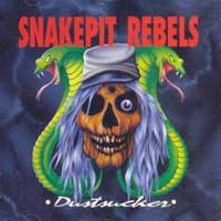 Snakepit Rebels Dustsucker Album Cover