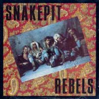 [Snakepit Rebels Snakepit Rebels Album Cover]