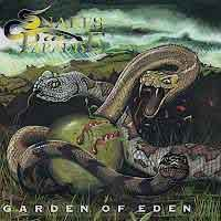 [Snakes in Paradise Garden of Eden Album Cover]