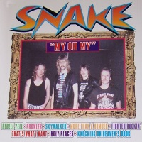 [Snake My Oh My Album Cover]