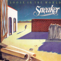 [Sneaker Loose In The World Album Cover]