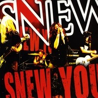 [Snew Snew You Album Cover]