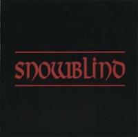 [Snowblind Snowblind Album Cover]