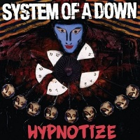 [System Of A Down  Hypnotize Album Cover]