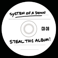 [System Of A Down  Steal This Album! Album Cover]