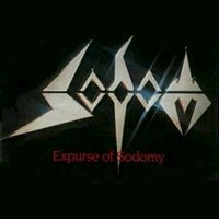 [Sodom Expurse of Sodomy Album Cover]