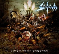 [Sodom Epitome of Torture Album Cover]