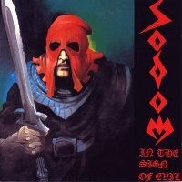 [Sodom In the Sign of Evil Album Cover]