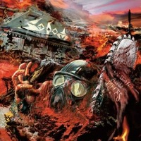 [Sodom In War and Pieces Album Cover]