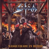 [Sodom Masquerade in Blood Album Cover]