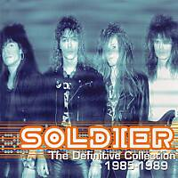 [Soldier The Definitive Collection 1985-1989 Album Cover]