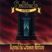[Solitude Aeturnus Beyond the Crimson Horizon Album Cover]