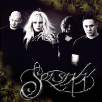 [Solsikk Volatile Territory  Album Cover]