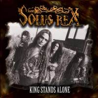 Solus Rex King Stands Alone Album Cover